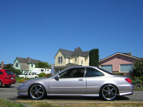 nippon wa 1998 acura cl specs photos modification info. Black Bedroom Furniture Sets. Home Design Ideas