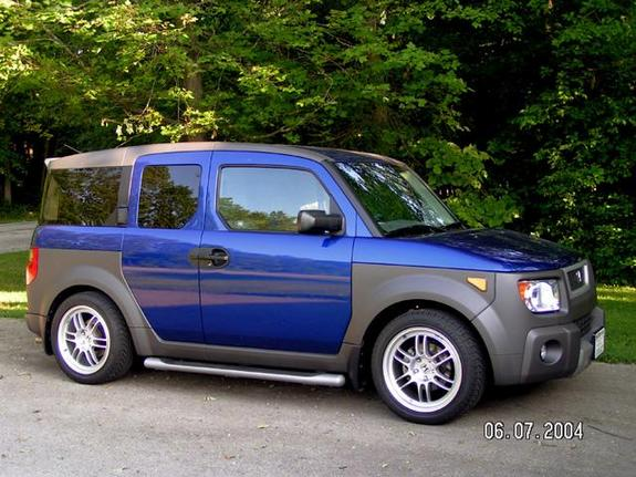 Wolfmeat 2004 Honda Element Specs Photos Modification Info At