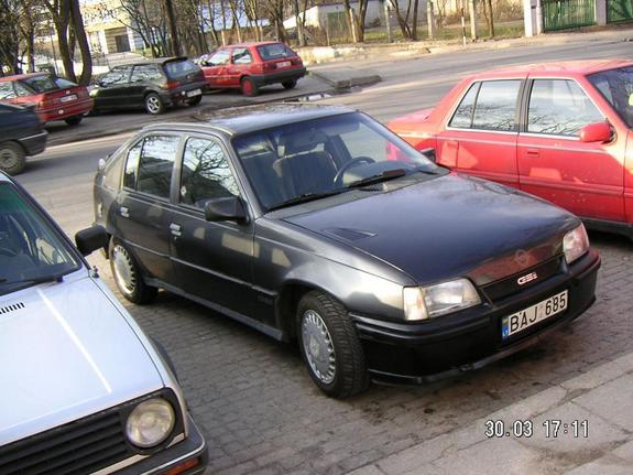 Another Lashas16v 1988 Opel Kadett post... - 3979085