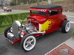 hotrod29 1929 Ford ZX2