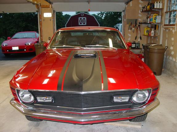 70sum 1970 Ford Mustang 3980049
