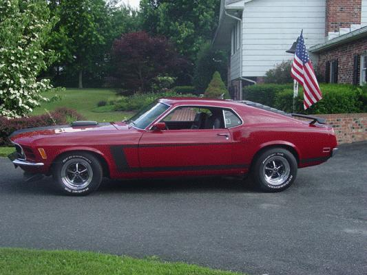 70sum 1970 Ford Mustang 3980063