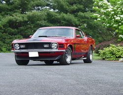 70sums 1970 Ford Mustang