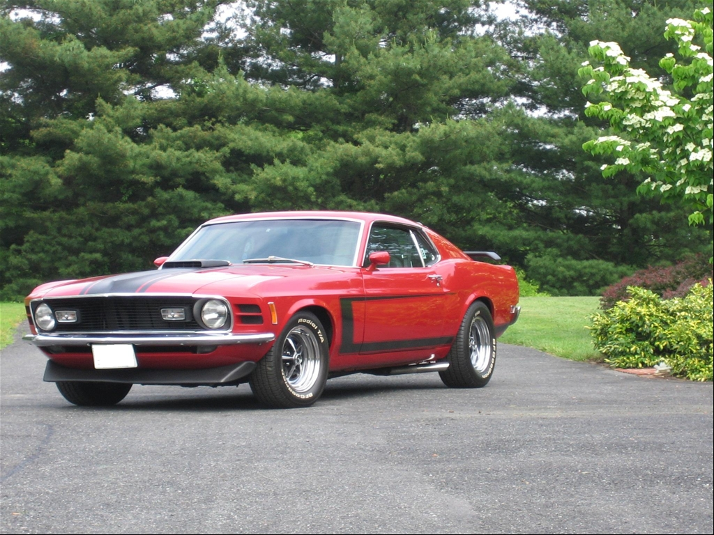 70sum 1970 Ford Mustang 3980090
