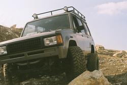 troopdiggin87 1989 Isuzu Trooper