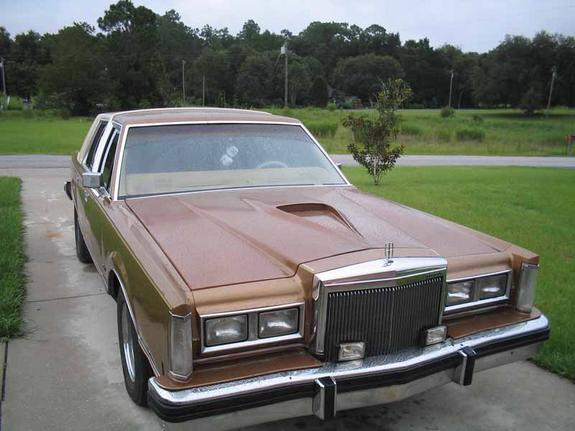 Phayzer5 1984 Lincoln Town Car Specs Photos Modification Info At