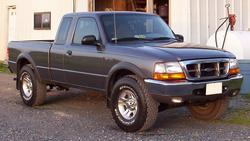 2000mp3ranger 2000 Ford Ranger Regular Cab