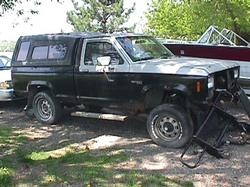 highoutput86 1984 Ford Ranger Regular Cab