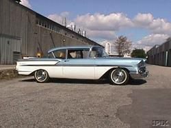 58belair's 1958 Chevrolet Bel Air