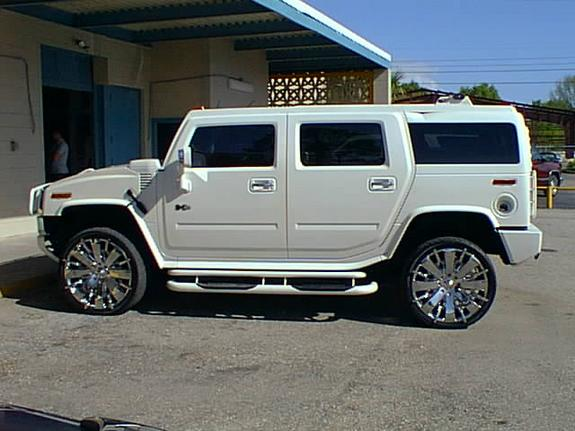 Choppin24inchcrm 2004 Hummer H2 Specs Photos Modification Info At