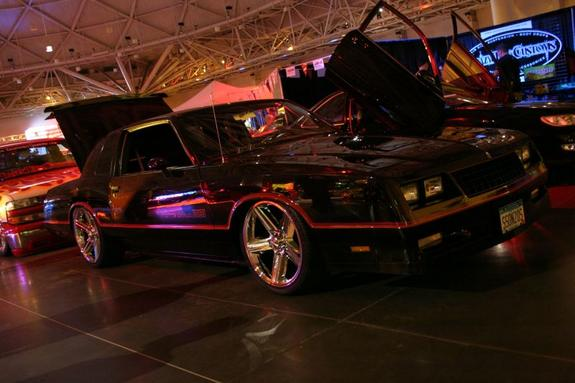Another 85MinneapoliSS 1985 Chevrolet Monte Carlo post... - 3993127