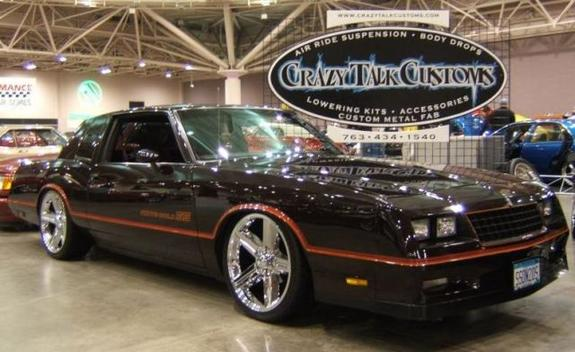 Another 85MinneapoliSS 1985 Chevrolet Monte Carlo post... - 3993143