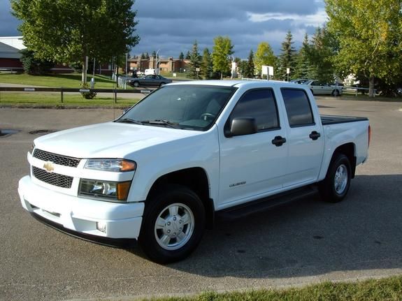 real_shady 2004 Chevrolet Colorado Regular Cab