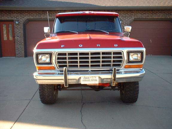 Another 79monster 1979 Ford F150 Regular Cab post... - 3995715