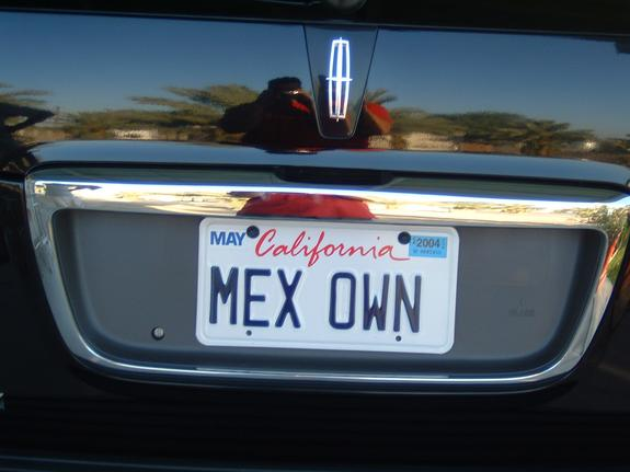 Mexownavi's 2004 Lincoln Aviator