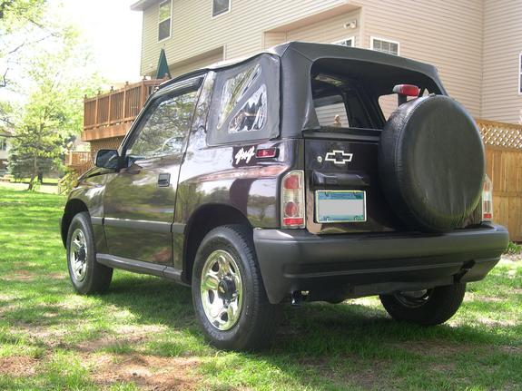 Another Trackmode20 1998 Chevrolet Tracker post... - 3998903