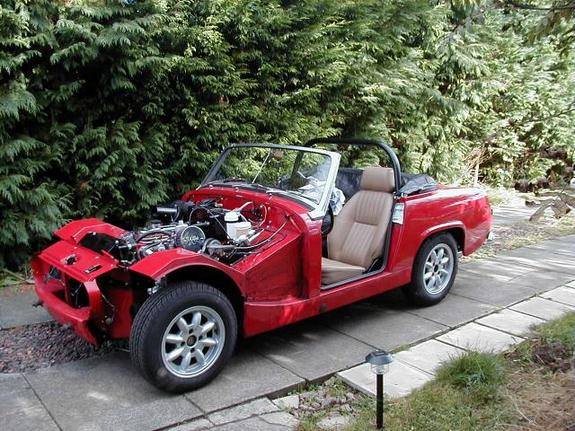 Another RobinD 1969 Austin-Healey Sprite post... - 4004577