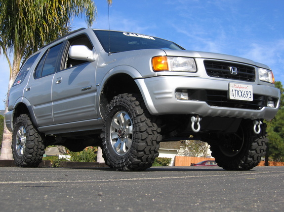 ProBMXer1313 1998 Honda Passport Specs, Photos, Modification