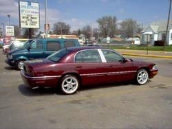 Another grapewhiteowl 2000 Buick Park Avenue post... - 4011376