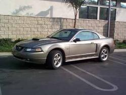 602319 2001 Ford Mustang