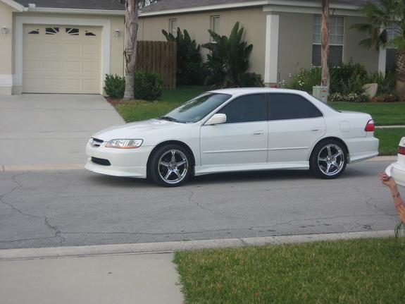 chino407 1999 honda accord specs photos modification info at cardomain. Black Bedroom Furniture Sets. Home Design Ideas