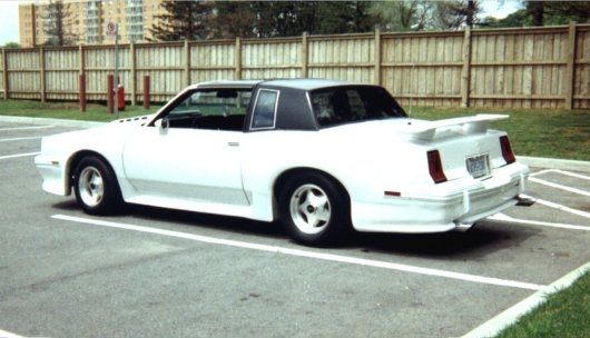 Another 454Muscle 1984 Pontiac Grand Prix post... - 4018408