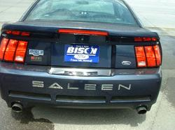 bisonmotors 2002 Saleen Mustang