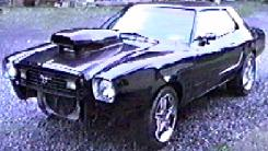 the1stwargod 1977 Ford Mustang