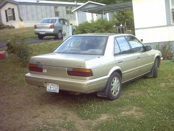 breed55 1991 Nissan Stanza Specs, Photos, Modification Info at ...
