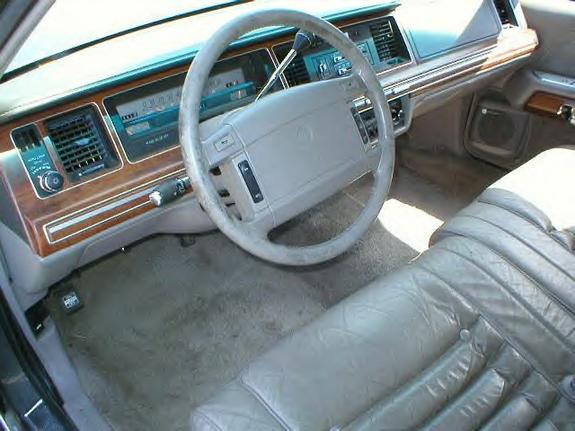 GrandMarKING 1991 Mercury Grand Marquis Specs Photos