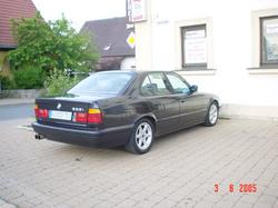 ArmyJon 1992 BMW 5 Series