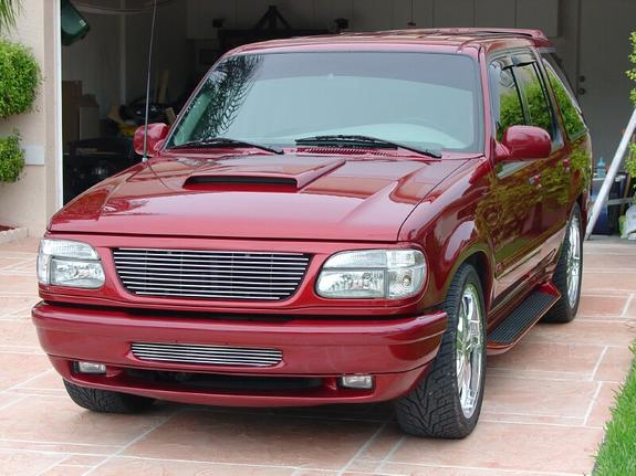 Riz11 S 1997 Mercury Mountaineer In Pembroke Pines Fl