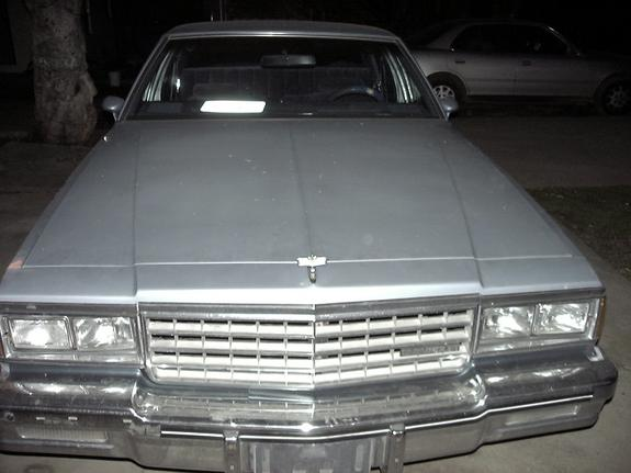 Another KAPTINKAPRICE 1989 Chevrolet Caprice post... - 4031442