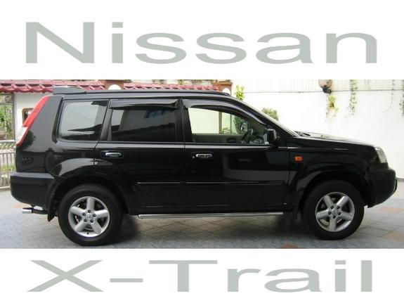 realjoshvac 2004 nissan x trail specs photos. Black Bedroom Furniture Sets. Home Design Ideas