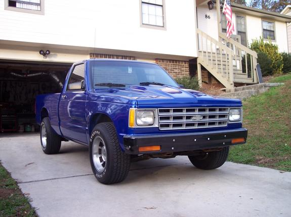 brianinga's 1986 Chevrolet S10 Regular Cab