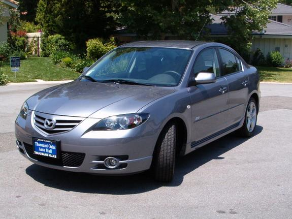 Another wes88x 2004 Mazda MAZDA3 post... - 4032019