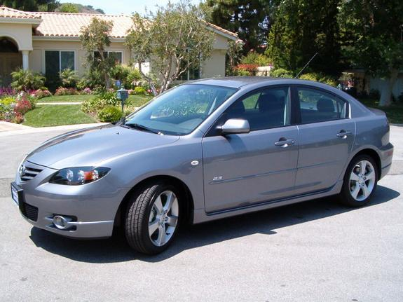 Another wes88x 2004 Mazda MAZDA3 post... - 4032020