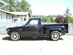 JessMN 1975 Chevrolet LUV Pick-Up
