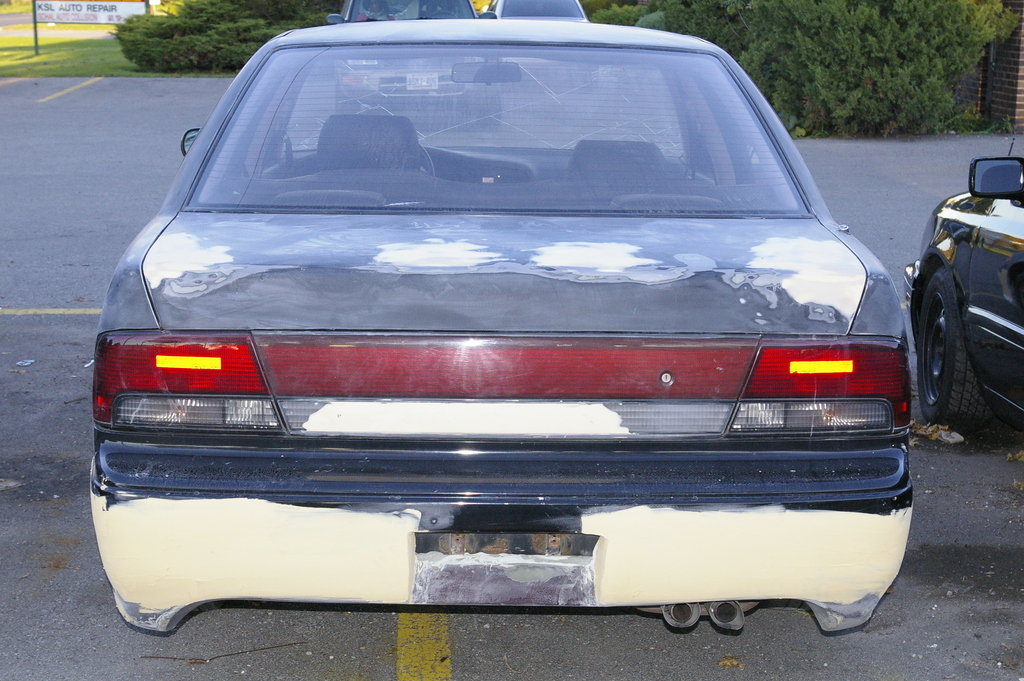 Another blacksupreme 1989 Nissan Maxima post... - 4035456