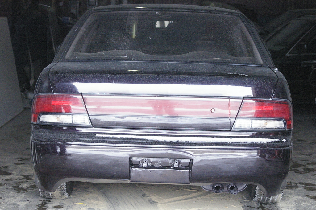 Another blacksupreme 1989 Nissan Maxima post... - 4035469