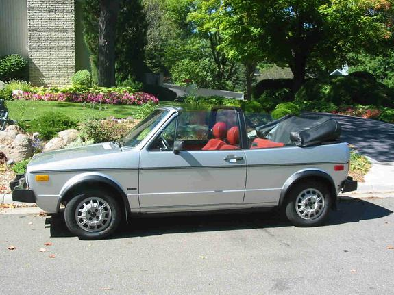 Another fluffyvw 1993 Volkswagen Cabriolet post... - 4036485