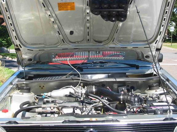 Another fluffyvw 1993 Volkswagen Cabriolet post... - 4036489
