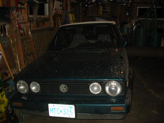 Another fluffyvw 1993 Volkswagen Cabriolet post... - 4036502