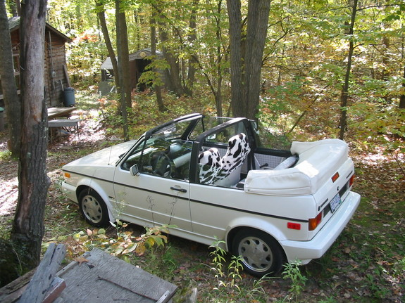 Another fluffyvw 1993 Volkswagen Cabriolet post... - 4036535