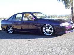 fly383 1988 Holden Commodore
