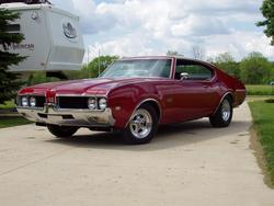 ChadF71s 1969 Oldsmobile 442