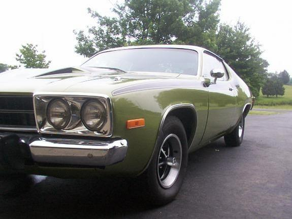 Another jdub_20 1973 Plymouth Roadrunner post... - 4043254