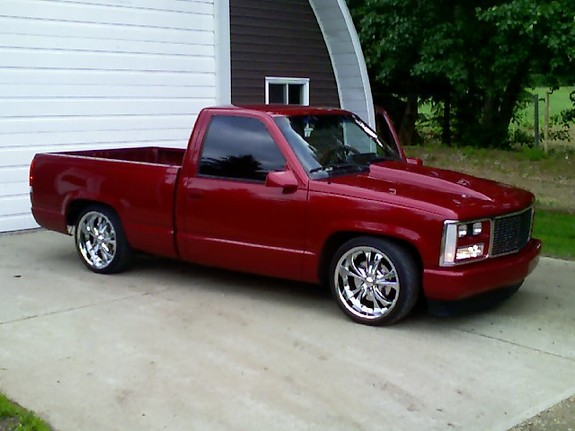 freestyle95 1988 GMC Sierra 1500 Regular Cab