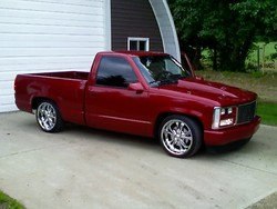 freestyle95s 1988 GMC Sierra 1500 Regular Cab