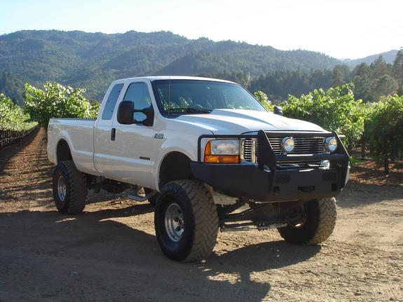 NorCalDestroyer 2000 Ford F150 Regular Cab Specs, Photos ...